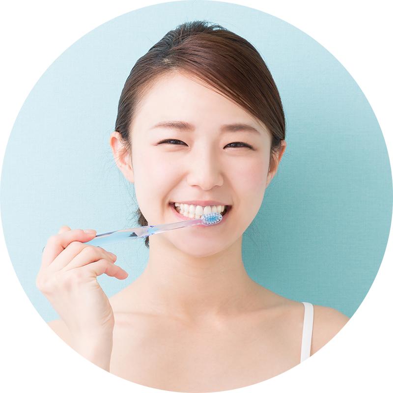 むし歯になりにくく衛生的なマウスピース矯正